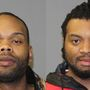 Two men face 14 charges each after burglary, shooting in Gates