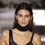 Kendall Jenner headlines London Fashion Week's Burberry show