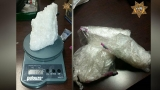 $95k in crystal meth taken after I-26 traffic stop