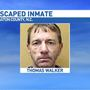Search continues for Gaston County escaped inmate