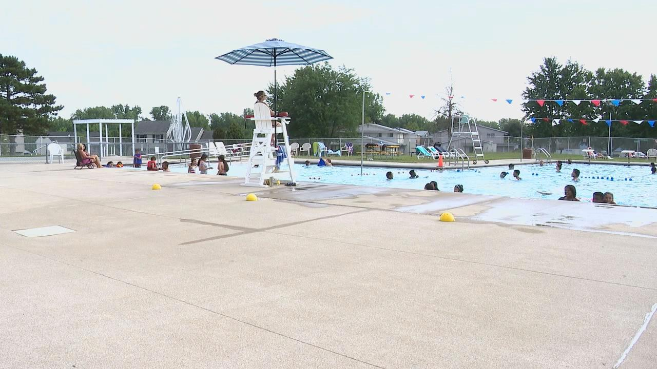 YMCA's Cherry Creek pool will be closed during the weekend of July 13th and 14th because of a lifeguard shortage. (WSYX/WTTE)