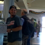El Pasoans rush to airport for Thanksgiving travel