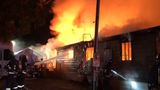 1 dead, 2 hurt as fire rips through Bonney Lake mobile home