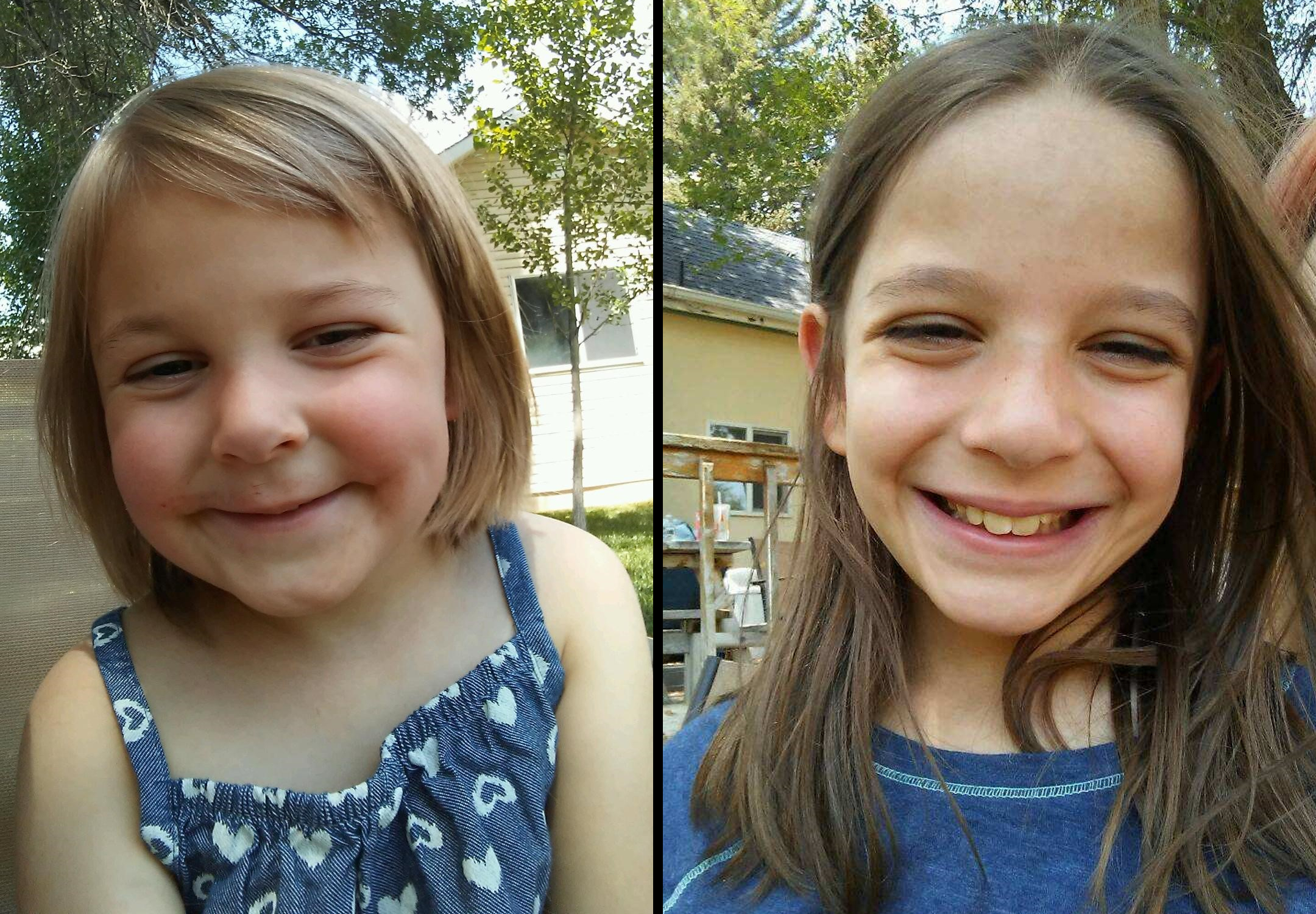 Iron County girls abducted and hidden from law enforcement found cold but safe (Family photo)