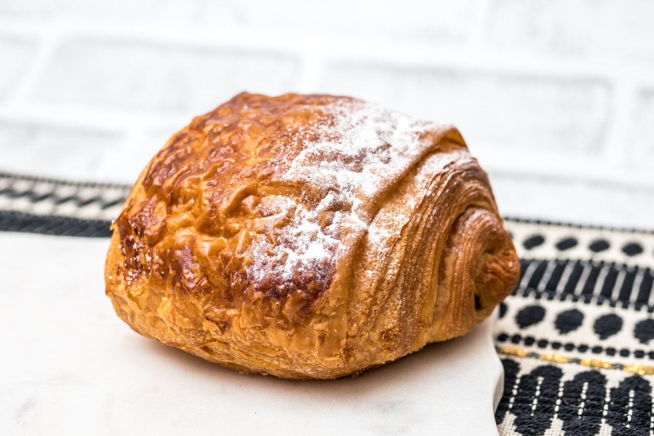 Pain au Chocolat from the Ultimate Brunch Pastry Box / Image: Catherine Viox{ }// Published: 12.23.20
