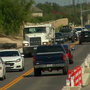Confusing intersection, bumpy ride along Culebra Road as widening project progresses