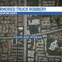 Single bag of cash taken in Henderson armored truck robbery