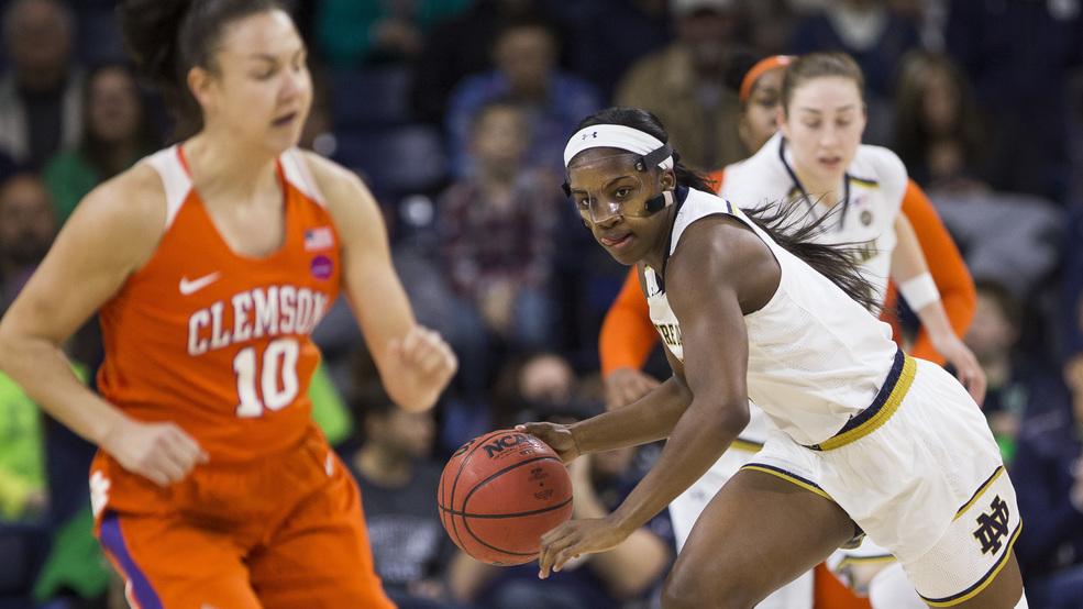 Notre Dame Women Advance To Basketball Sweet 16: Notre Dame Women's Basketball Releases 2018-19 Schedule