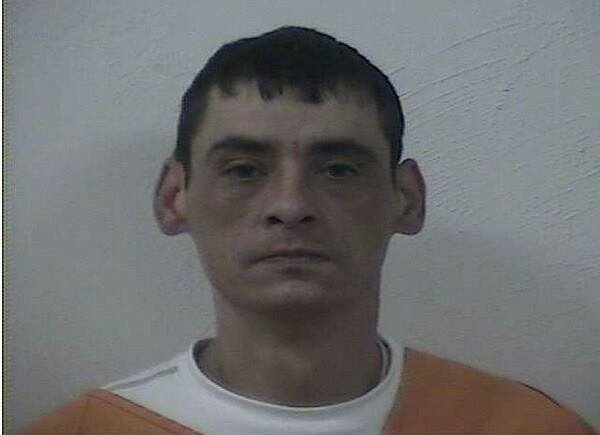 Lloyd Tillman, 38, was arrested following several pursuits. (Oklahoma City Police Department)