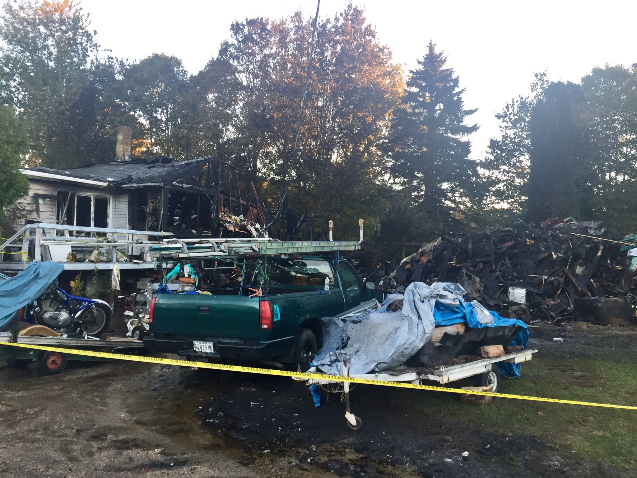 Woman killed in overnight fire in Eliot (WGME)