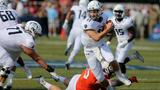 Winless Old Dominion shocks No. 13 Virginia Tech for biggest win in school history