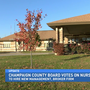 County board approves new management, broker for nursing home