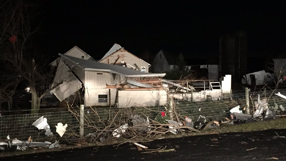 Photos Storm Damage Throughout Central Pa Whp