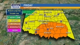 Significant severe weather threat returns Friday