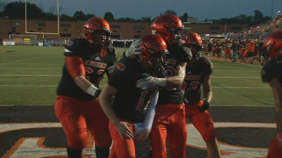Beavercreek wins battle of unbeatens, tops Fairmont