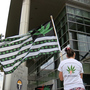 Group marches for medical marijuana regulations to be revoked