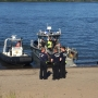 Crews searching for woman who fell off paddle board at Sauvie Island
