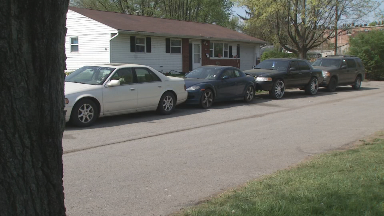 Billy Ray Lewis says the cars at his home are just part of his hobby of fixing cars. His neighbors think there is more to it. (WSYX/WTTE)