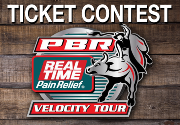 PBR Ticket Contest