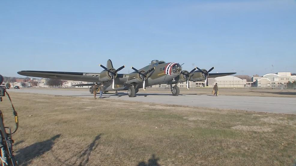 The National Museum of the U.S. Air Force said the Memphis Belle is ready to report for duty 75 years after its last mission against Nazi Germany. (WSYX/WTTE)Bryant-Memphis Belle 2.jpg