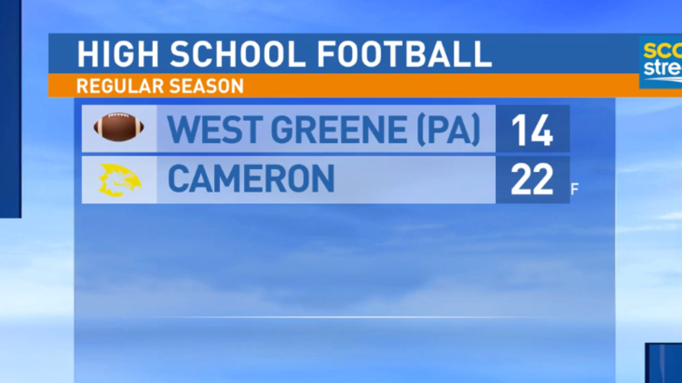 8.24.18 Highlights: West Greene, Pa. at Cameron