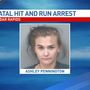 Woman arrested for fatal hit-and-run crash in Cedar Rapids