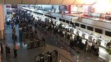 Lights back on after power outages hit McCarran Airport terminal in Las Vegas