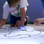 Elementary students learn problem-solving skills at camp