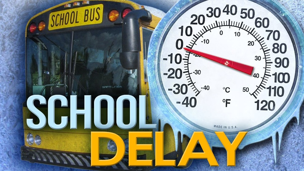 School Closings And Delays In Central New York