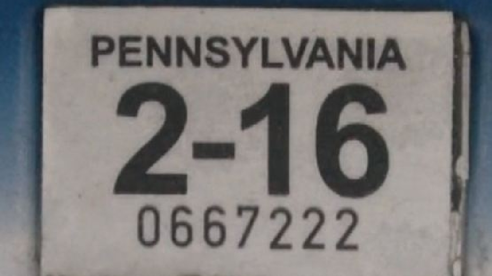 PennDOT to end registration stickers, local law enforcement react | WJAC