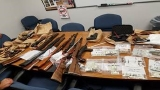 Firearms, beer, weed seized in Bastrop Co. bust