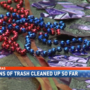 The City talks Mardi Gras clean-up post parade