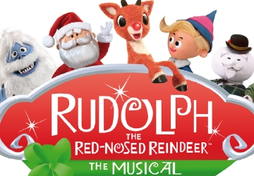 Rudolph the Red-Nosed Reindeer (the musical) ticket contest