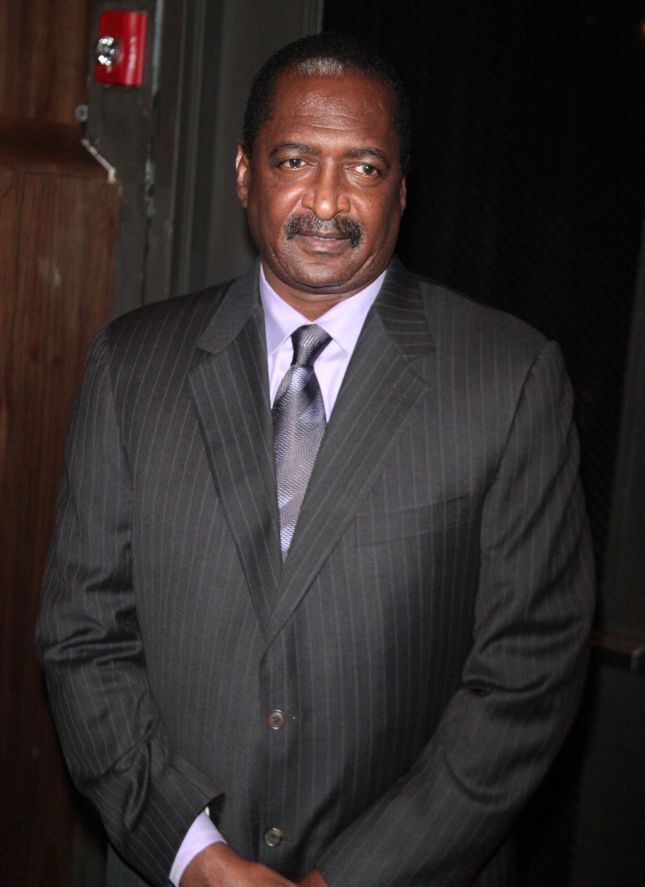 Mathew Knowles                  Living Legends Foundation announces its 2011 Honorees in celebration of its 20th Anniversary                                    Featuring: Mathew Knowles                  Where: New York City, NY, United States                  When: 24 Feb 2011                  Credit: WENN