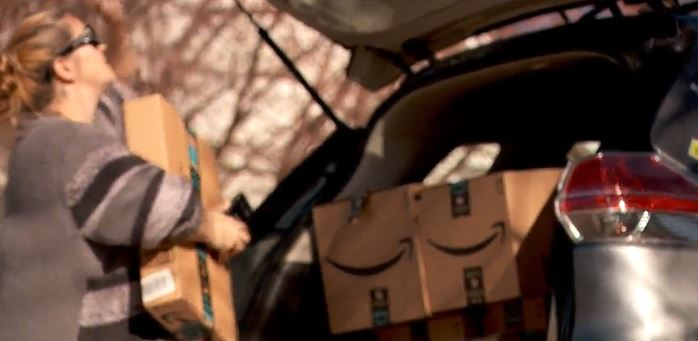 Amazon Flex drivers: 'We are not stealing your packages, we are delivering them' (Photo: KUTV)
