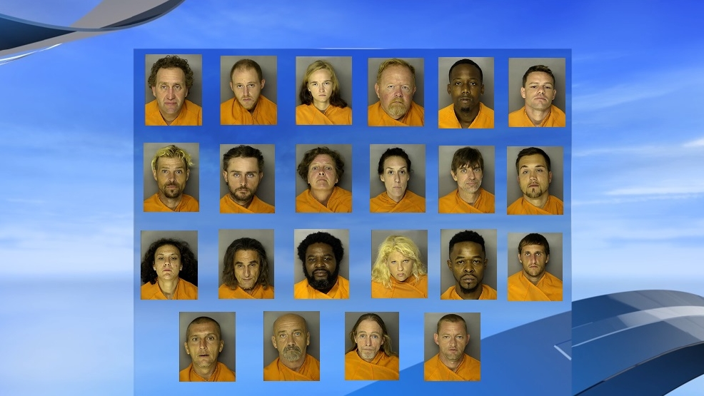 Myrtle Beach Drug Arrests
