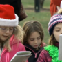 Carolers help ring in the Christmas season