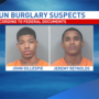 Linn County men sentenced to federal prison for stealing guns
