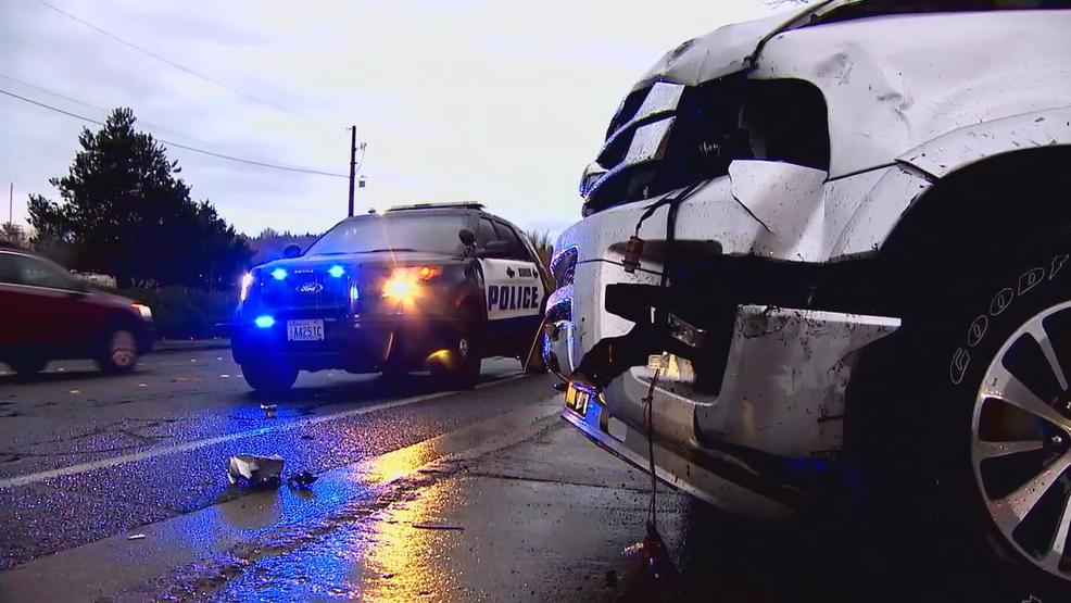 Thieves hit SeaTac rental car lot; commit more crimes using stolen cars