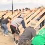 Dutch Bros employees build homes for Habitat for Humanity