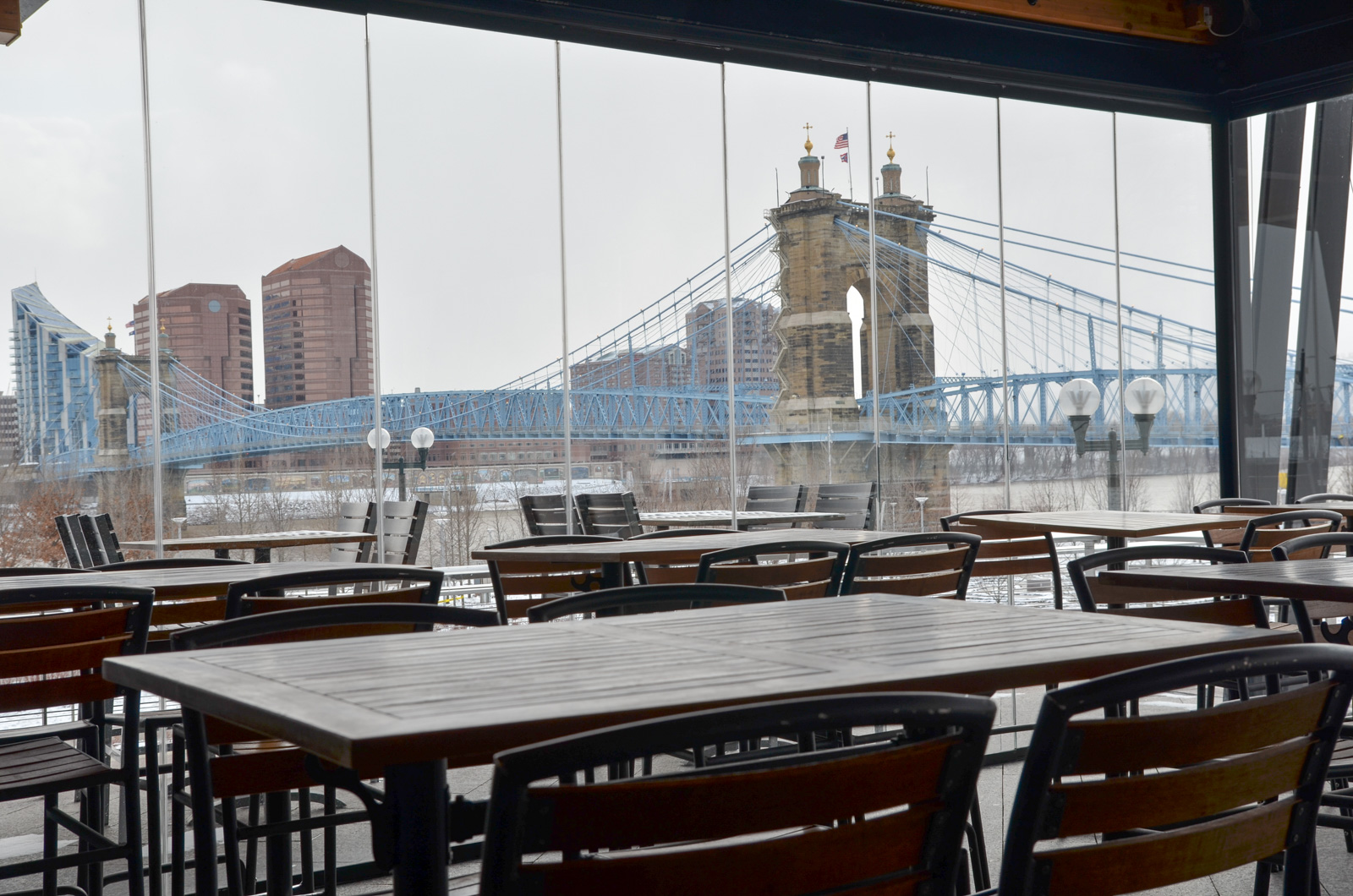 Yard house cincinnati pictures covered