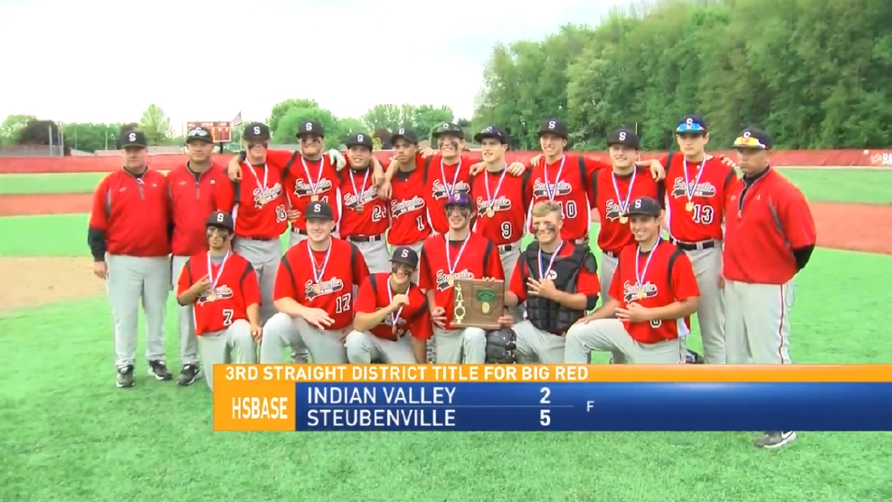 5.18.16 Video- Indian Valley vs. Steubenville- OHSAA division 2 district final