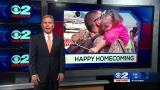 Utah National Guard soldiers return home