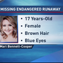 Idaho police: Missing endangered teen girl may be in Seattle area
