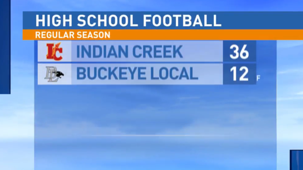 9.14.18 Highlights: Indian Creek at Buckeye Local