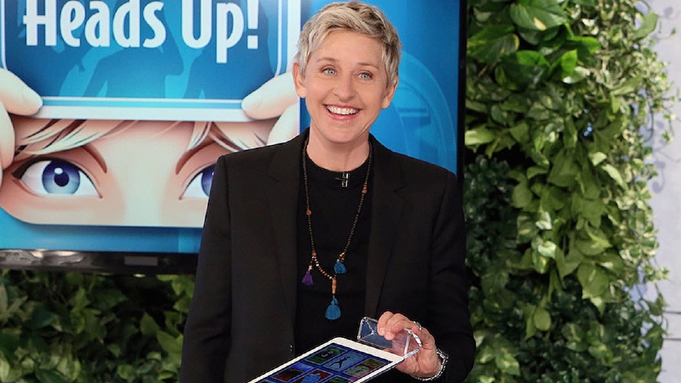 ellen degeneres surprises ut gives away grammy tickets keye. Black Bedroom Furniture Sets. Home Design Ideas