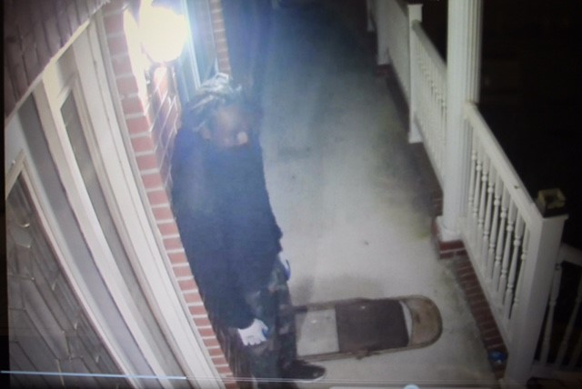 Deputies release pictures of man wanted in Mullins home invasion