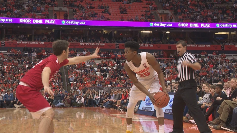 Tyus Battle not invited to 2019 NBA Combine, will instead