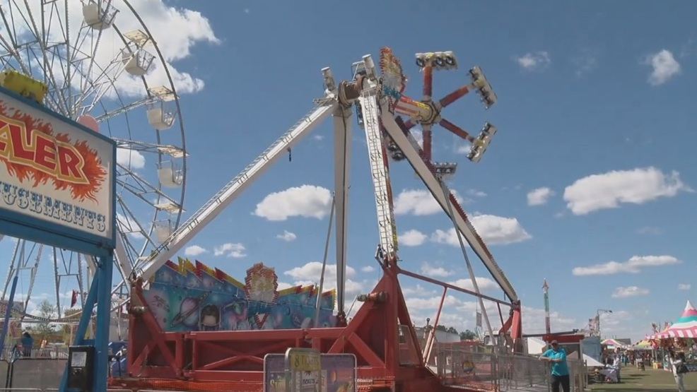 Funny Carnival Ride Fails