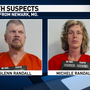 Husband, wife from Newark, Mo., face meth charges